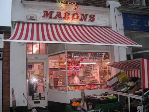 Mason's Butchers Bournemouth